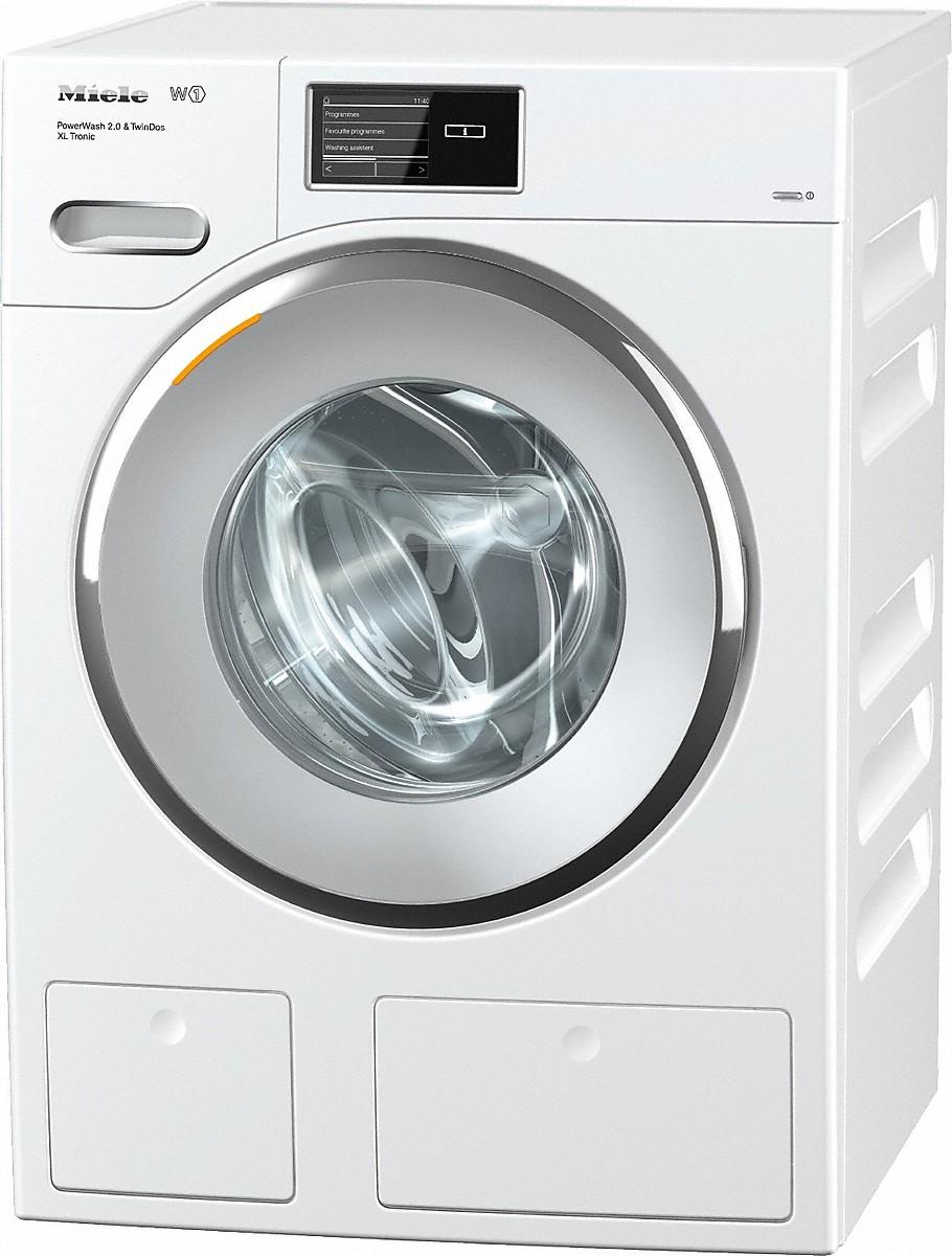 miele wmv960 wps pwash tdos xl tronic w1 front loading washing machine. Black Bedroom Furniture Sets. Home Design Ideas