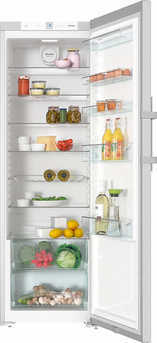 miele k 28202 d edt cs freestanding refrigerator. Black Bedroom Furniture Sets. Home Design Ideas