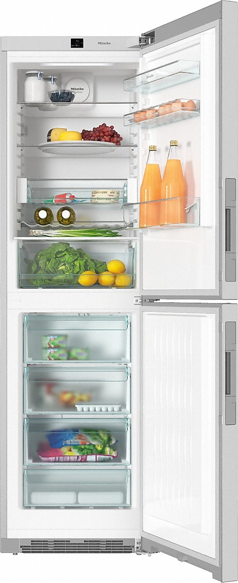 Miele Kfn 29243 D Ed Cs Xl Freestanding Fridge Freezer