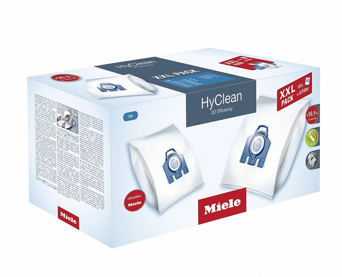 miele gn xxl hyclean 3d xxl pack hyclean 3d efficiency gn. Black Bedroom Furniture Sets. Home Design Ideas