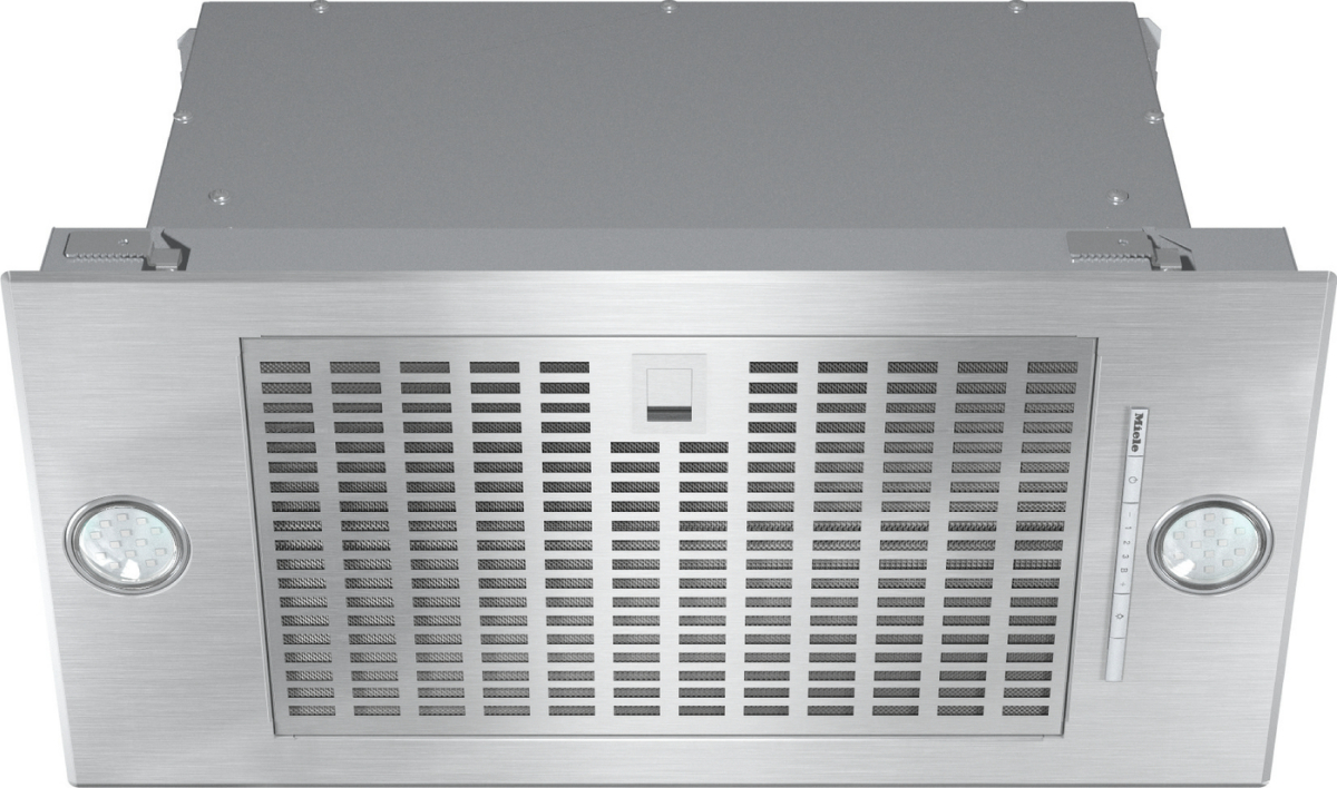 DA 2360 - Extractor unit with energy-efficient LED lighting and light-touch  switches
