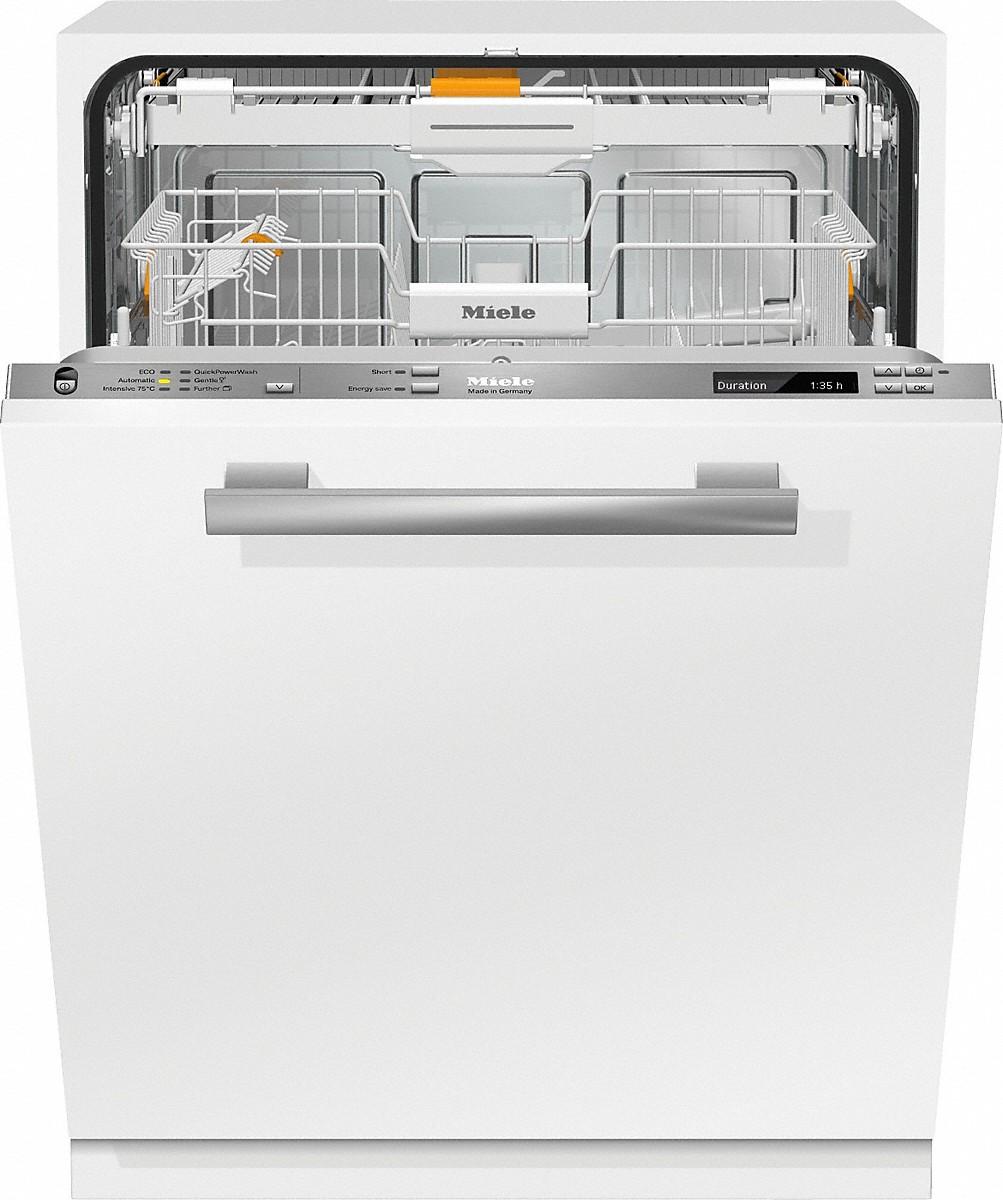 miele g 6770 scvi fully integrated dishwashers. Black Bedroom Furniture Sets. Home Design Ideas
