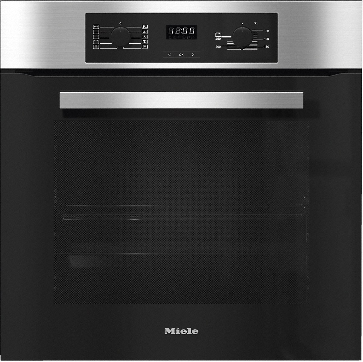 miele ovens h 2265 b active oven. Black Bedroom Furniture Sets. Home Design Ideas