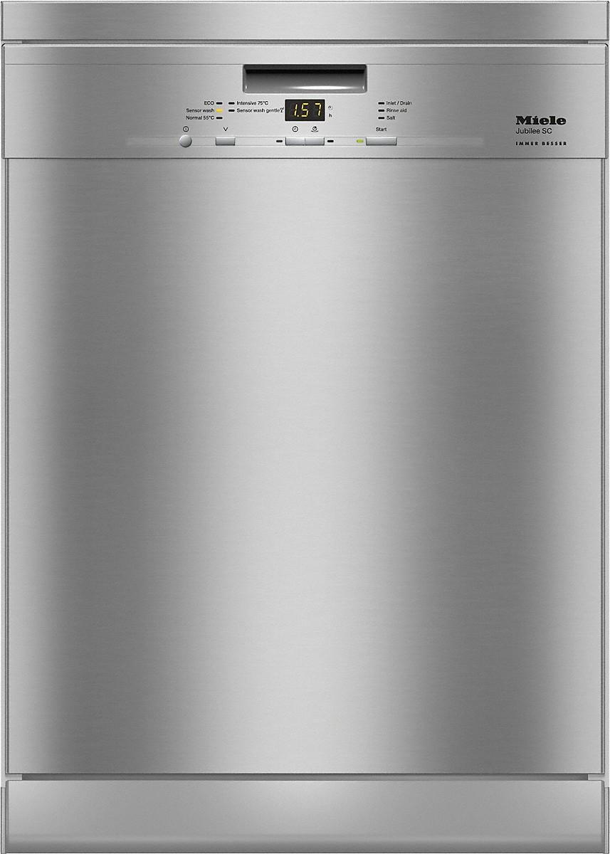 miele g 4940 sc front jubilee freestanding dishwashers. Black Bedroom Furniture Sets. Home Design Ideas