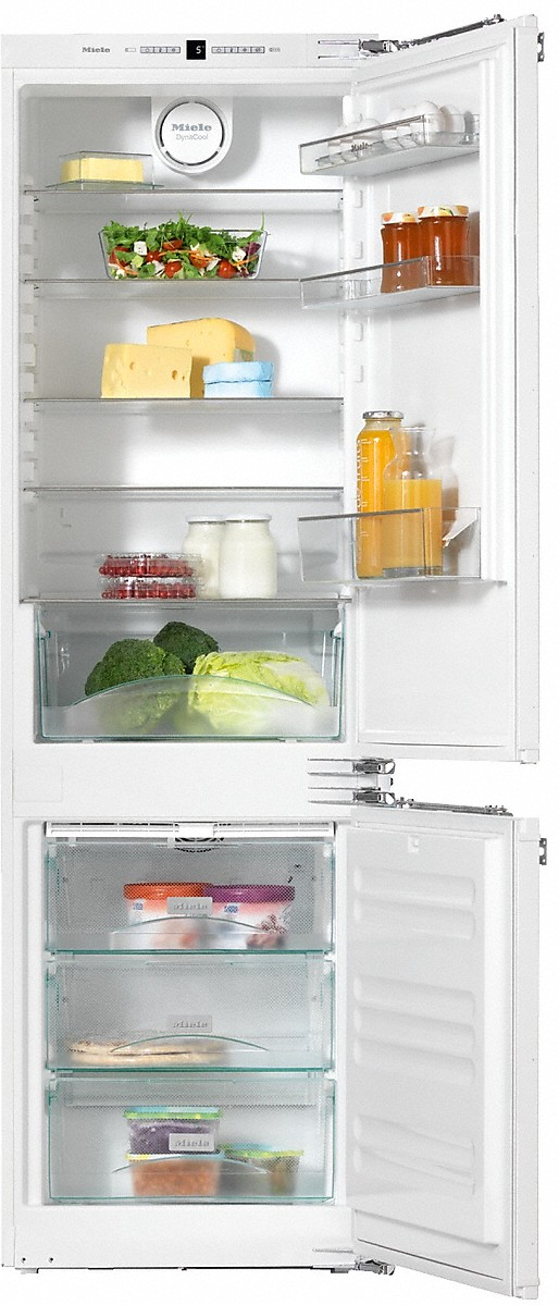Miele Dishwasher Reviews >> Miele KFN 37232 iD Built-in fridge-freezer combination