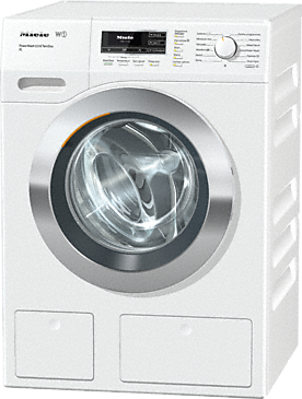 WKR571 WPS PWash 2.0 & TDos XL - W1 Front-loading washing machine