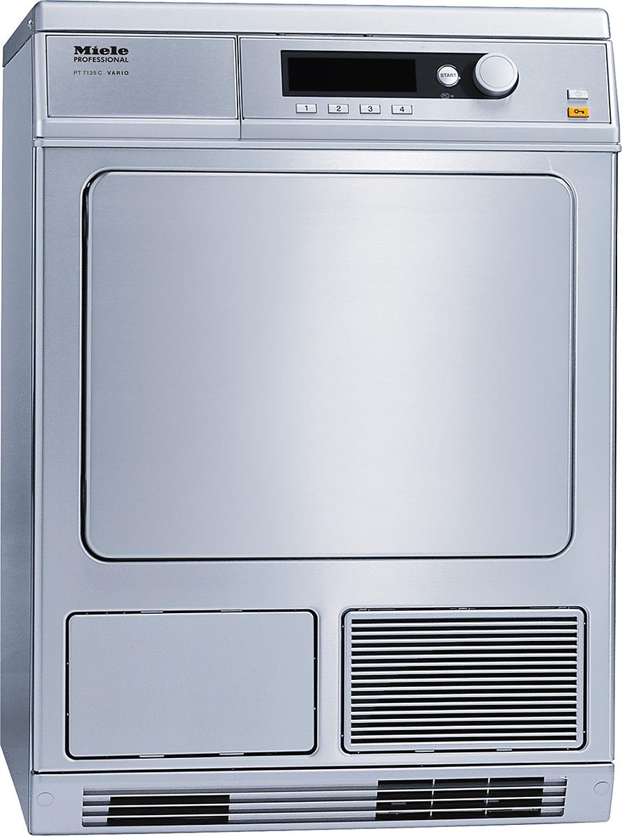Miele pt 7135 c vario el condenser dryer - Miele professional ...